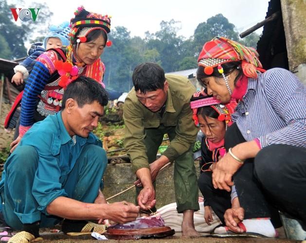 Lai Chau성 Ha Nhi족의 전통 설날 - ảnh 2