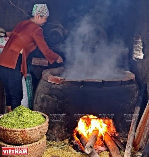 하노이 문화 유산 Trieu Khuc마을 축제 및 Me Tri 꼼 공예마을이 국가무형문화유산 목록에 올랐다. - ảnh 2
