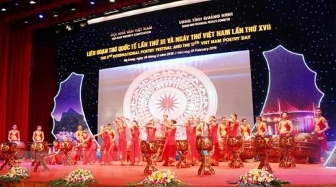 4차 베트남 문학 홍보 국제 회의 및 3차 국제 시 축제 폐막 - ảnh 1