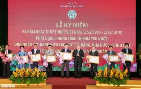 2월27일 베트남 의사의 날 기념 활동들 - ảnh 1