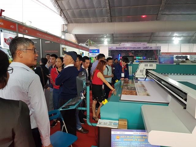 2019 베트남 VPSE 국제박람회 개막 - ảnh 1