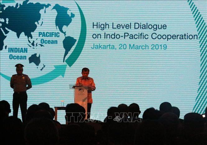 인도양-태평양 고위급 회담 개최 - ảnh 1