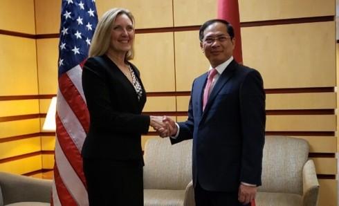 10차 베트남–미국 정치안보국방 대회 - ảnh 1