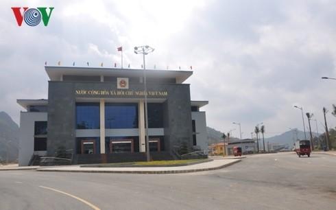 까오방 (Cao Bằng), 국경 경제 개발 - ảnh 1