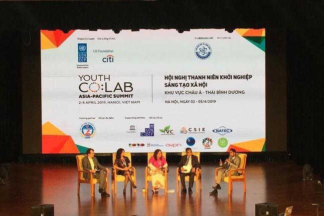 2차 아시아 – 태평양 스타트업 청년 회의 - ảnh 1