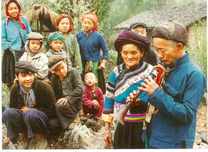 Cờ Lao (껄라오) 소수민족 - ảnh 2