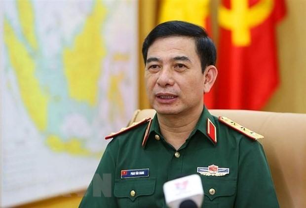 베트남, 러시아에 MCIS-8  국제 보안 회의 참여 - ảnh 1