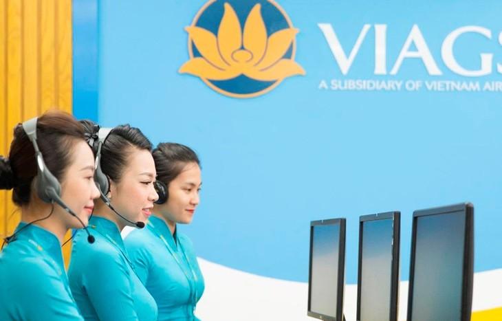 베트남 항공사 (Vietnam Airlines), 전화 탑승수속 서비스 정식 개시 - ảnh 1