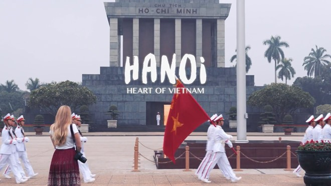 CNN과 하노이 이미지 홍보에 협력 강화 - ảnh 1