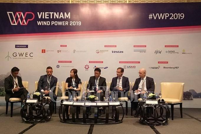 베트남, 매력적 풍력발전 투자지가 될 전망 - ảnh 1