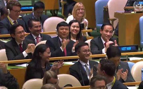 해외언론, 2020-2021단계 베트남의 유엔안보이사회 비상임위원국 역할 높이 평가 - ảnh 1