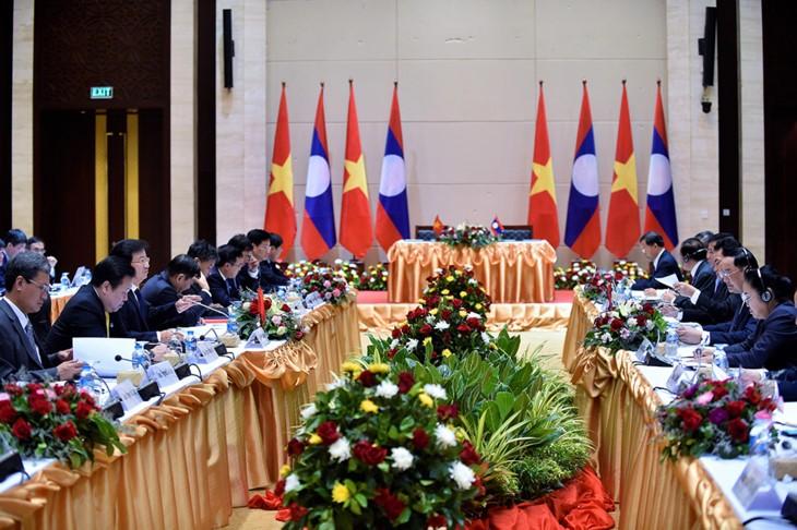 지속가능 발전한 베트남 – 라오스 관계 제고 - ảnh 1