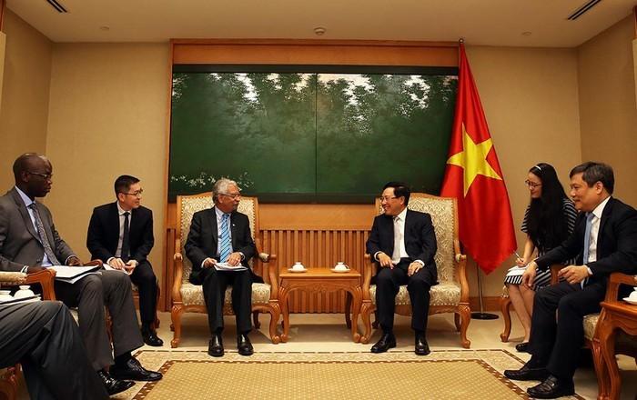 베트남, 해외 원조국의 지속적인 지원 기대 - ảnh 1