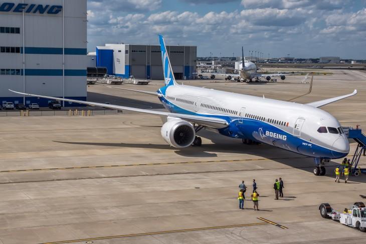 베트남 항공사 (Vietnam Airlines Corporation),  2019년 8 월 초 보잉 787-10 기종의 첫 항공기 인수 - ảnh 1