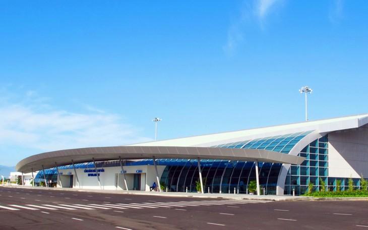 뚜이 호아 (Tuy Hoa) 공항 인프라, 상대적으로 완성되었 - ảnh 1