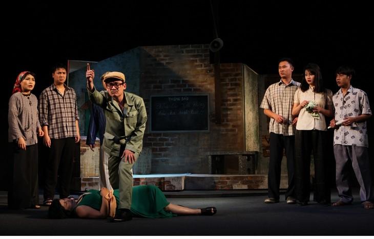청년극장, 루으 꽝 부 (Lưu Quang Vũ)의 연극 공연 계획 - ảnh 1