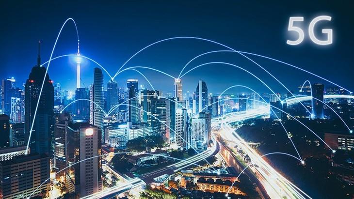 정보통신부, 베트남 대도시에 5G 시험 허가서 발급 - ảnh 1