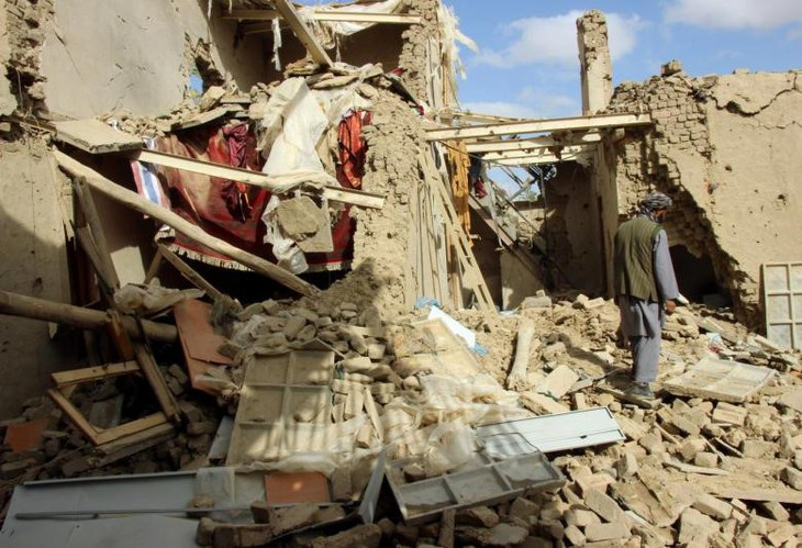 Afghanistan: les forces américaines nient la mort de civils lors d'un raid - ảnh 1
