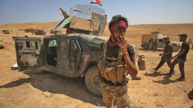 Le Pentagone soucieux d'assurer l'intégrité territoriale de l'Irak - ảnh 1