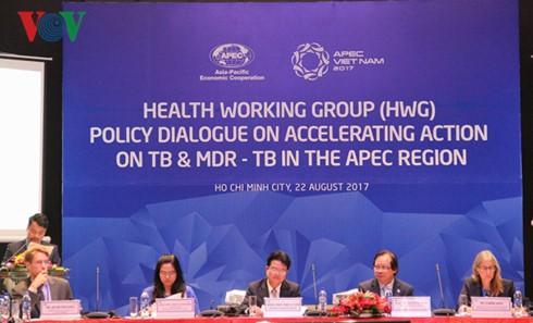 APEC 2017: intensifier la prévention et la lutte contre la tuberculose - ảnh 1