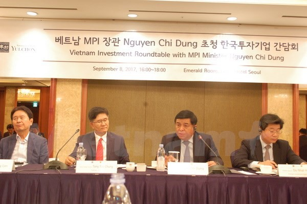Les entreprises sud-coréennes continuent d'élargir leurs activités au Vietnam - ảnh 1