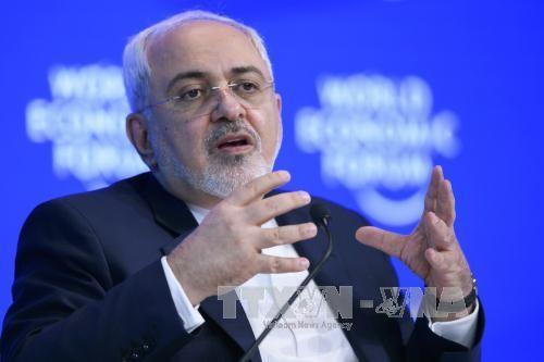 """L'accord sur le nucléaire n'est """"pas renégociable"""", déclare l'Iran - ảnh 1"""