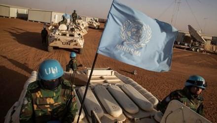 Mali: au moins 3 Casques bleus tués dans une attaque contre un convoi - ảnh 1