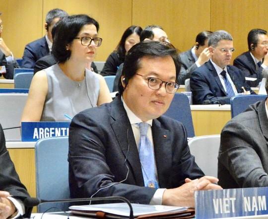 Le Vietnam a été élu président de l'assemblée générale de l'OMPI - ảnh 1