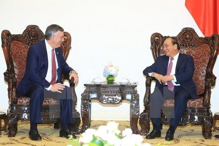 Le Vietnam qualifie sa coopération avec Boeing de stratégique et pérenne - ảnh 1