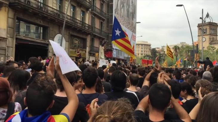 """Catalogne: une proclamation d'indépendance d'ici """"à la fin de la semaine""""  - ảnh 1"""