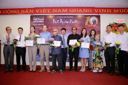 « Bui Xuan Phai - pour l'amour de Hanoi »  - ảnh 1