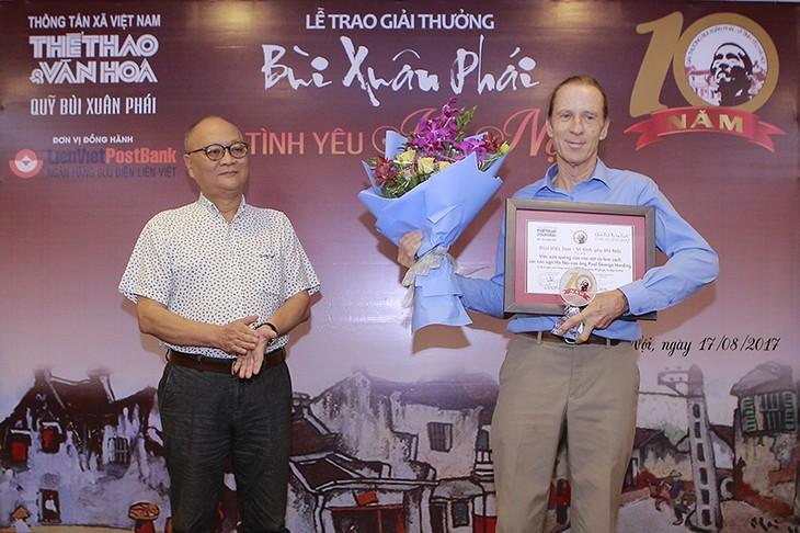 « Bui Xuan Phai - pour l'amour de Hanoi »  - ảnh 3
