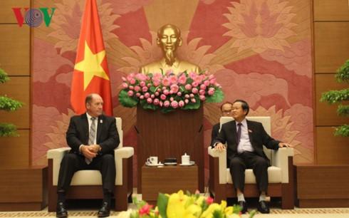 Vietnam et Etats-Unis prêts à approfondir leur partenariat intégral - ảnh 2