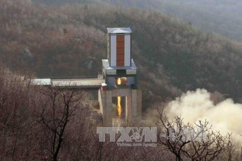 La communauté internationale accentue la pression sur Pyongyang - ảnh 1