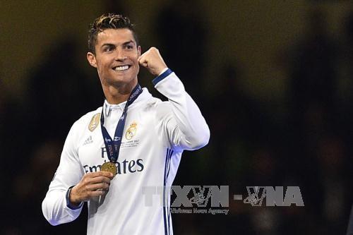 Best FIFA Awards : Cristiano Ronaldo élu meilleur joueur - ảnh 1