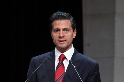 Enrique Pena Nieto: l'APEC est une bonne occasion pour intensifier la coopération Vietnam-Mexique - ảnh 1