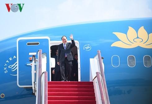 Le PM Nguyen Xuan Phuc est attendu au 31ème sommet de l'ASEAN - ảnh 1