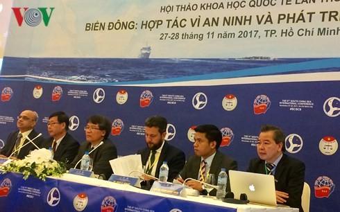 Ouverture d'un symposium international sur la mer Orientale - ảnh 1