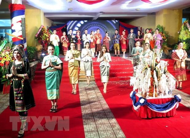 Le Nouvel an traditionnel laotien fêté à Huê - ảnh 1