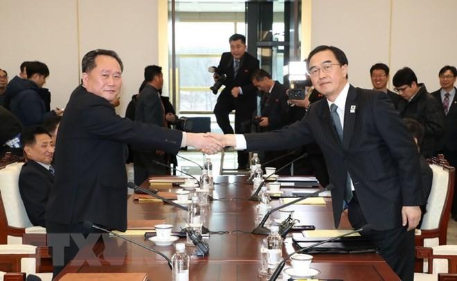 Séoul cherche à développer des relations durables avec Pyongyang - ảnh 1