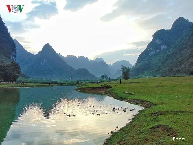 L'Unesco reconnaît le parc géologique de Cao Bang comme étant un géoparc mondial - ảnh 1
