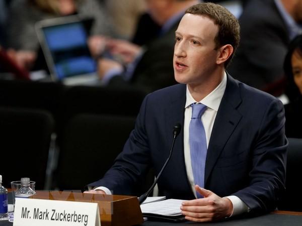 Facebook doit «coopérer pleinement» avec les enquêteurs européens - ảnh 1