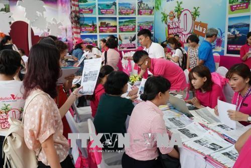 Coup d'envoi du Festival touristique de Ho Chi Minh-ville 2018 - ảnh 1