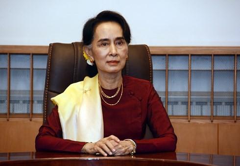 Aung San Suu Kyi attendue au Vietnam - ảnh 1