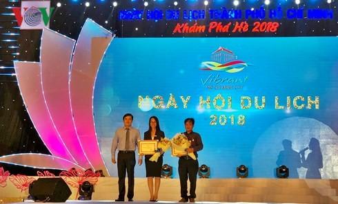 Clôture de la fête du tourisme de Hô Chi Minh-ville - ảnh 1