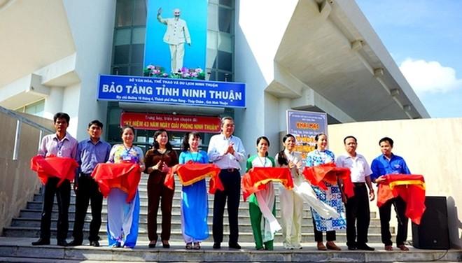 Diverses activités célébrant le 43e anniversaire de la libération de Ninh Thuân - ảnh 1