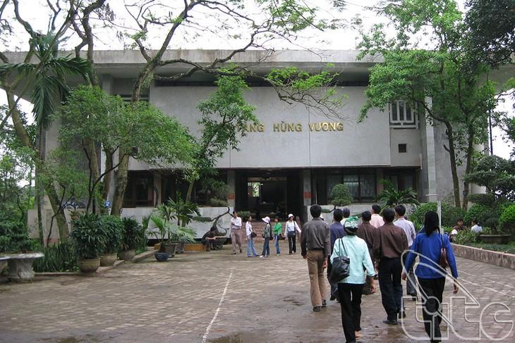 Le musée des rois Hùng - ảnh 1