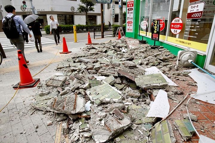 Japon: Un puissant séisme secoue l'ouest du pays - ảnh 1
