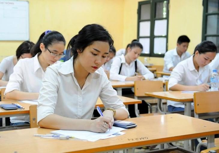 Pour un bon déroulement des examens de fin d'études secondaires 2018 - ảnh 1