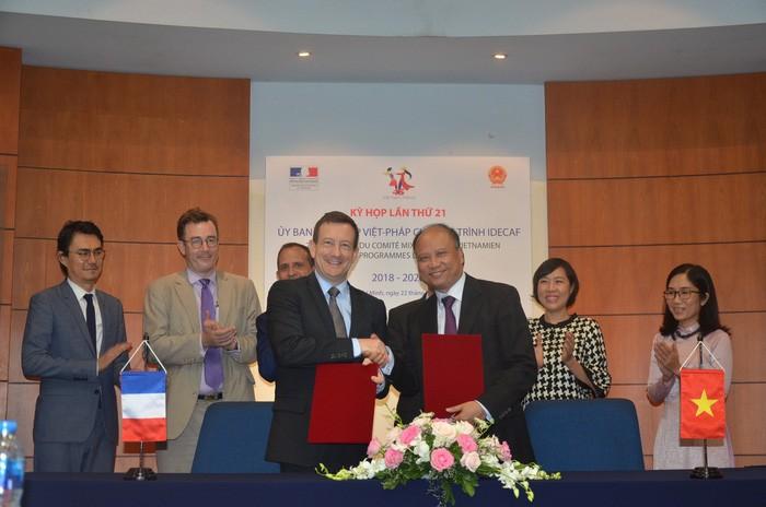 Vietnam-France : renforcement de la coopération culturelle - ảnh 1